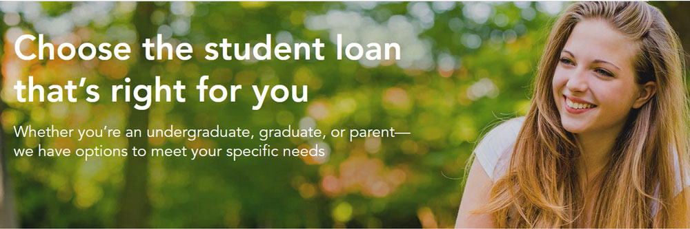 Choose the student loan that's right for you